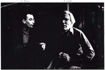 andy warhol and pietro psaier