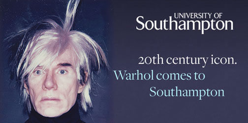 Andy Warhol in Southampton