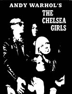 Andy Warhol's The Chelsea Girls poster
