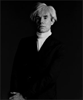 Andy Warhol by Curtis Knapp