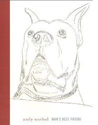 Andy Warhol Man's Best Friend book