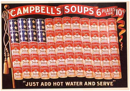 Campbell's ad