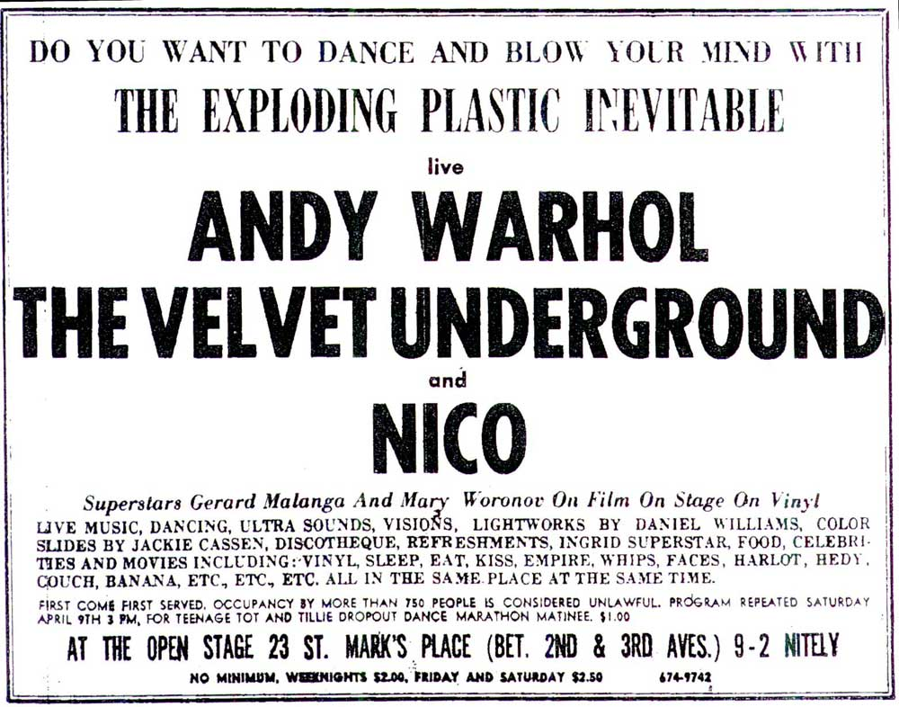 BBC Radio 6 Music // Now Playing // Velvet Underground Special ...