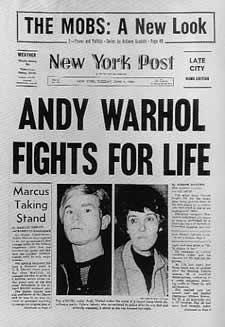 Warhol Y Solanas