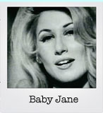 Baby Jane Holzer, Andy Warhol superstar