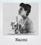 Naomi Levine, Andy Warhol superstar