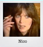 Nico, Andy Warhol superstar