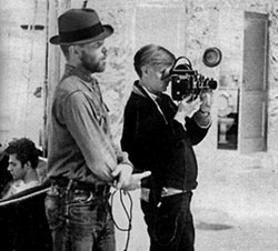 ray johnson and andy warhol