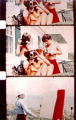 Kennedy Family film clip by Jonas Mekas