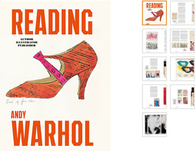 Reading Warhol cover