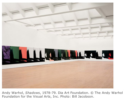 Andy Warhol Shadows