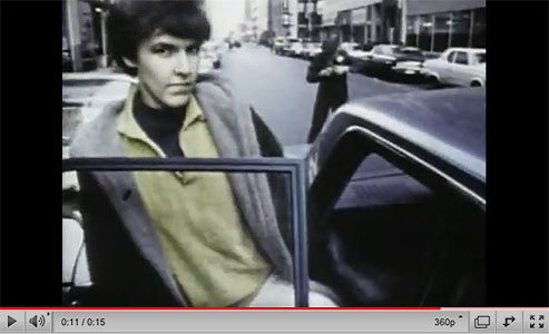 Valerie Solanas on You Tube