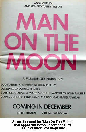 man on the moon ad