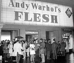 Warhol flesh